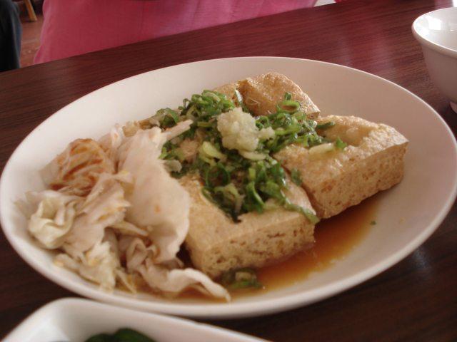 Stinky Tofu from Kaohsiung, Taiwan