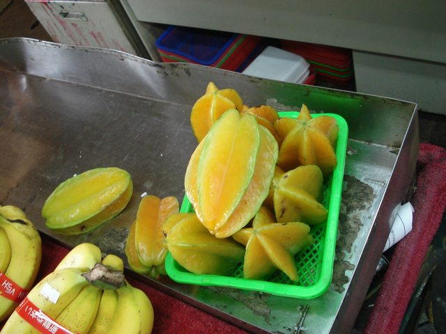 Starfruits (or Carambola) of Taiwan