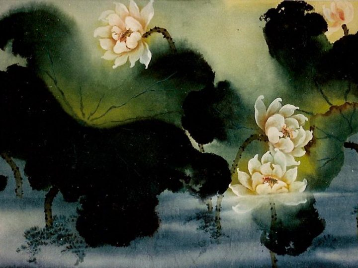 Traditional Chinese Art by Chen Hui Wei 魏珍輝