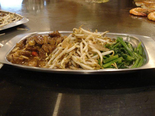 Hibachi Deliciousness 鐵板燒