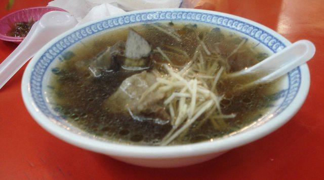 Taiwanese Goat Dinner