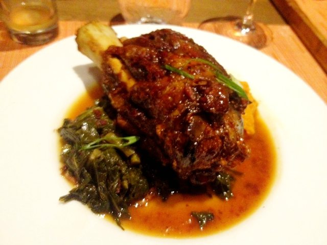 Niman Ranch Pork Shank @ Southern Art, Atlanta, Georgia