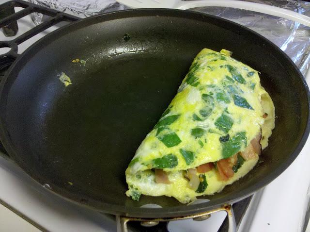 Omelet time!