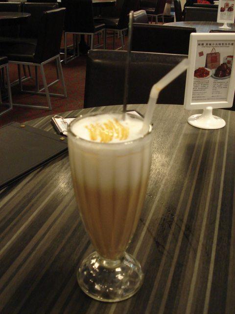 Milk Tea at Chef Teng
