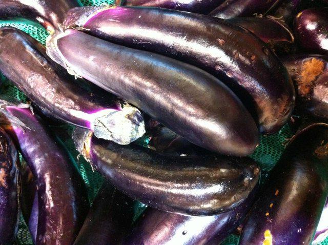 Japanese Eggplants