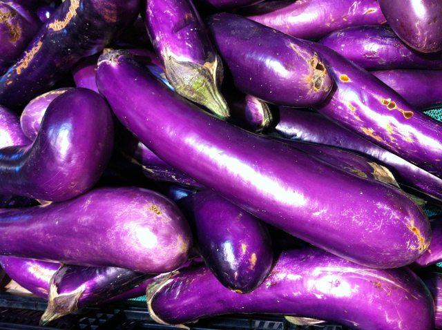 Chinese Eggplants