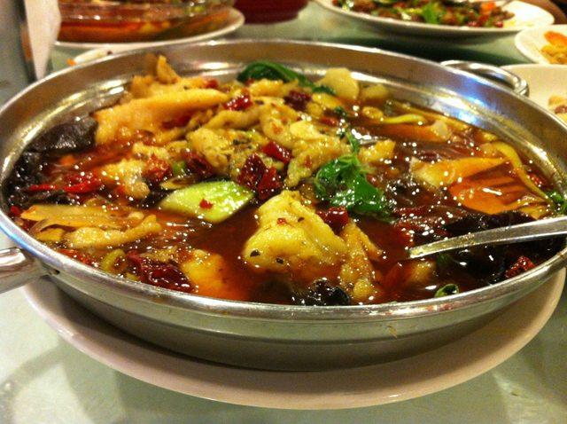 冷鍋魚 (Cold Pot Fish)
