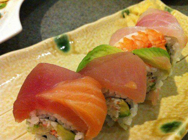 Dinner at Haru Ichiban