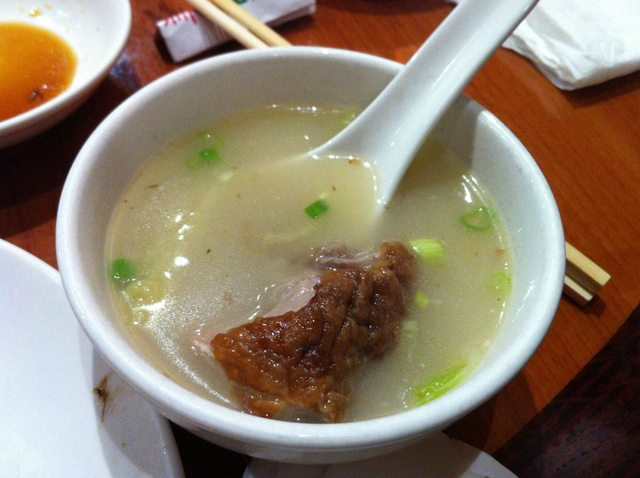 Beijing Roast Duck Soup