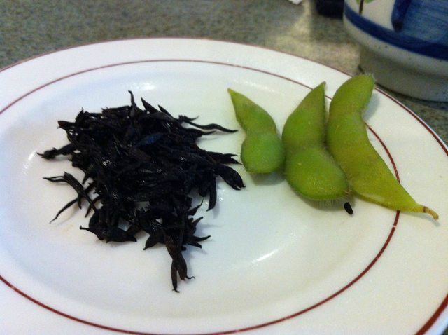 Free Appetizers of Haru Ichiban
