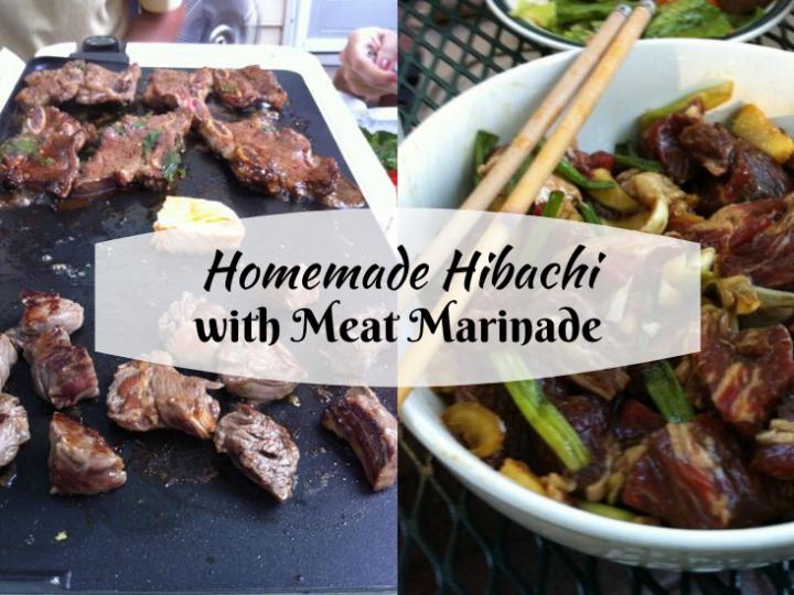 Hibachi Steak Marinade