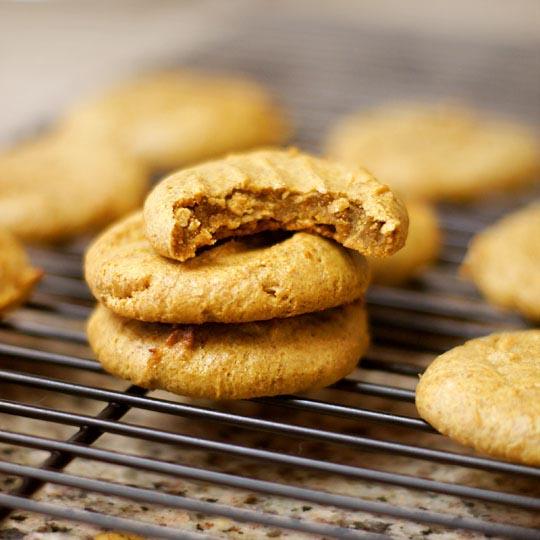 Detoxinista: Pumpkin Pie Cookies
