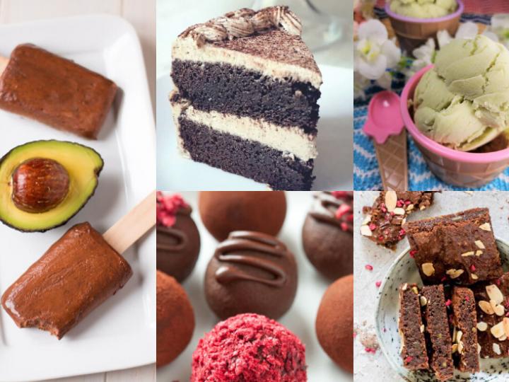 35+ recipes for avocado desserts