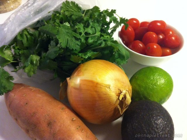 Mexican Chicken Soup Ingredients