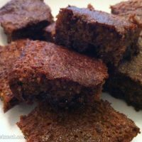 Easy Paleo Brownies (Gluten Free, Grain Free, Garbage Free)
