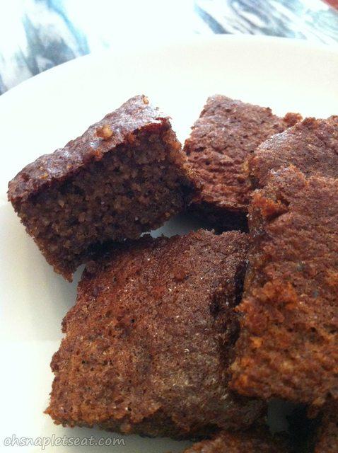 Healthy, Paleo, Gluten Free Brownies!