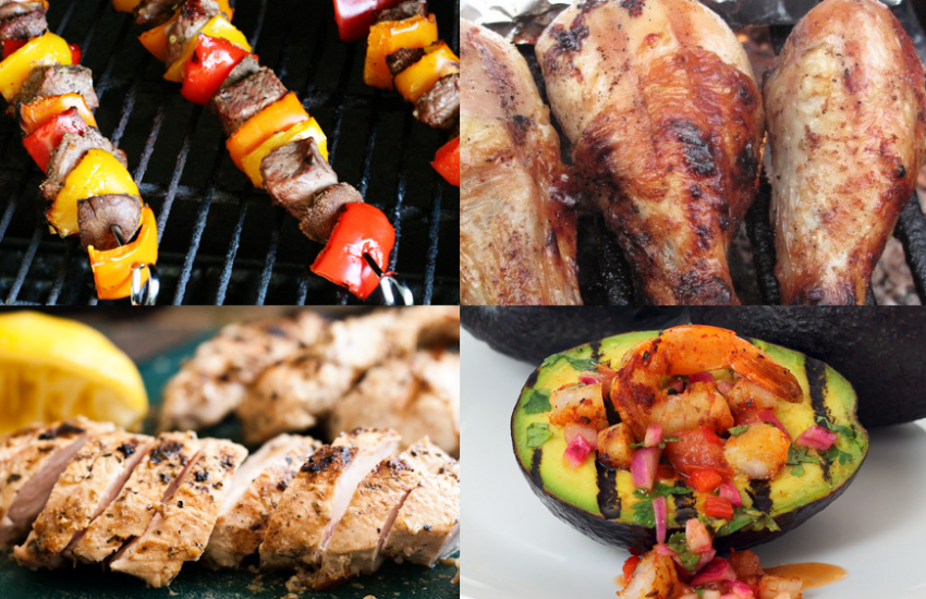 paleo grill recipes