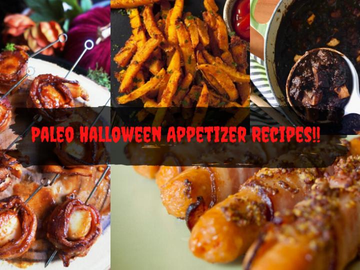 Paleo Halloween Appetizers Recipes