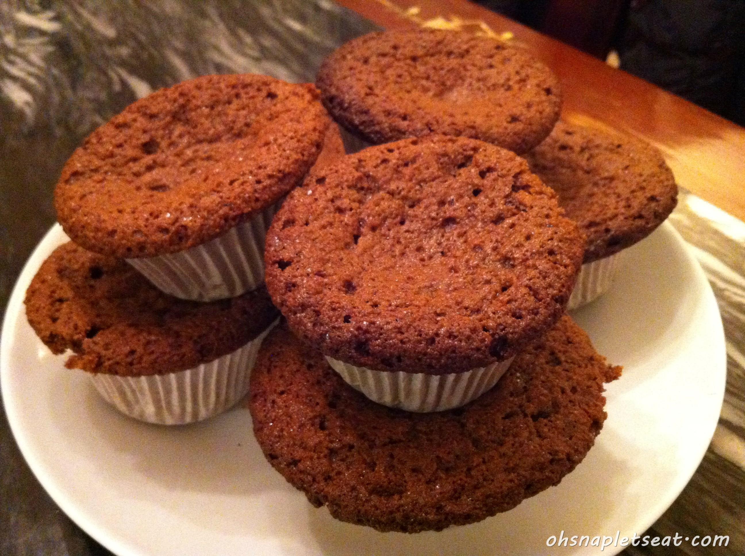 Paleo Chocolate muffins