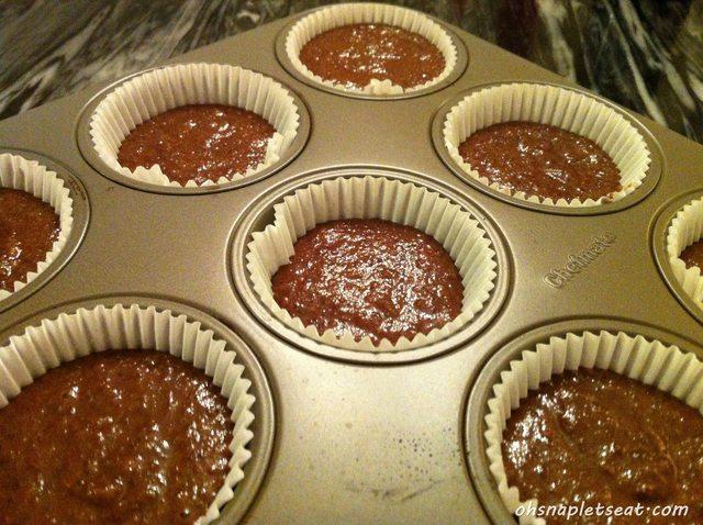 Paleo chocolate muffins!
