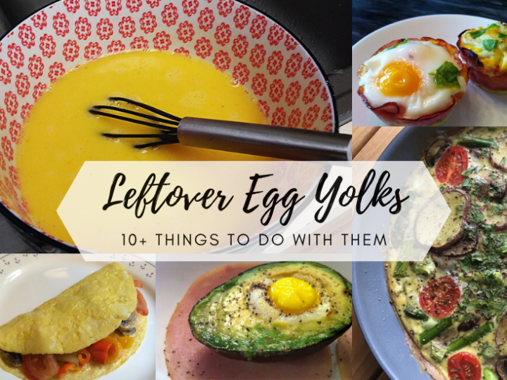 What to do with Egg Yolks?