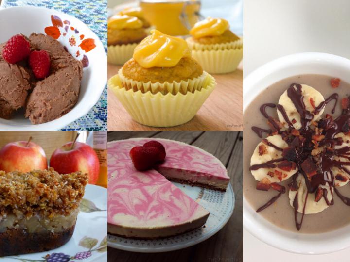 Paleo Fruit Desserts (Paleo, Gluten Free)
