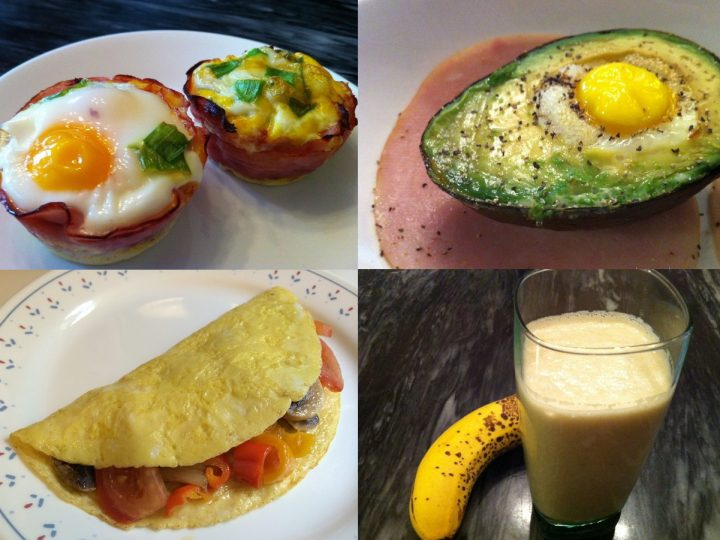 Paleo Breakfast Ideas – Eggs, Sausages, Smoothies, and more!