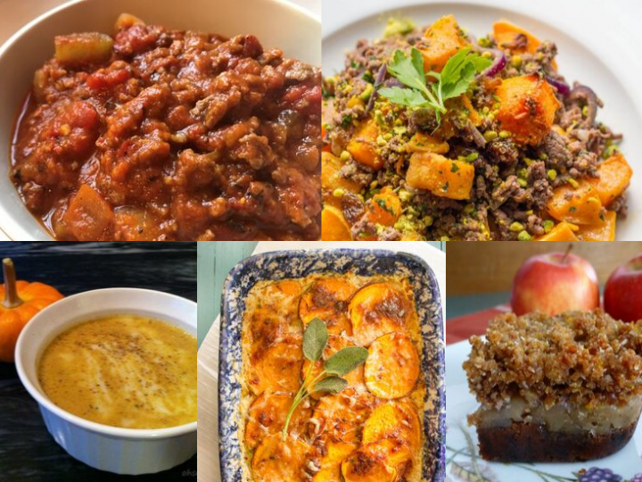 The Ultimate Paleo Fall Recipes Round Up!