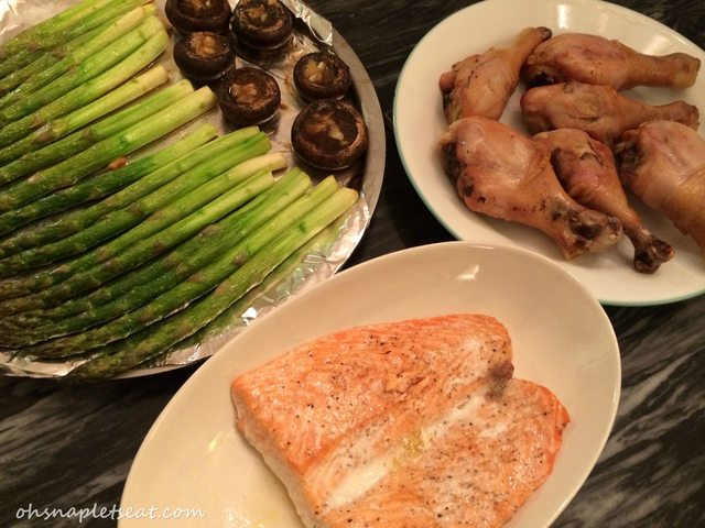 Oven Baked Salmon: A Super Easy Oven Baked Dinner Part I