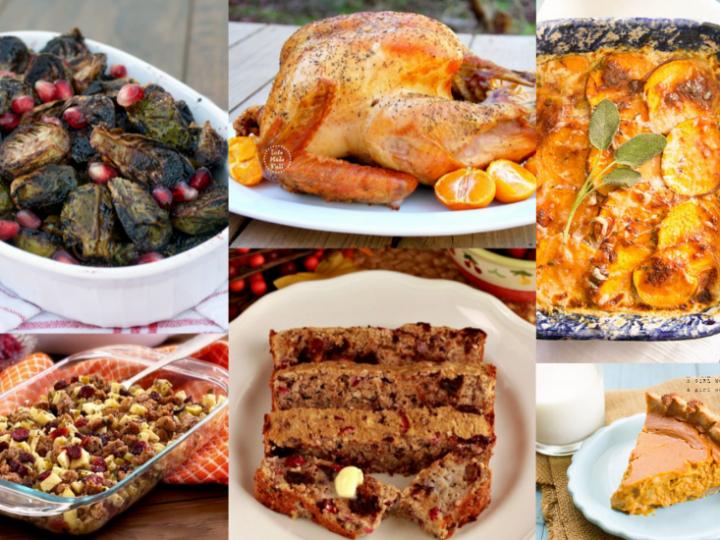 50+ Paleo Thanksgiving Recipes