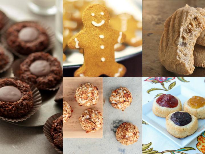 25+ Paleo Christmas Cookies Roundup!