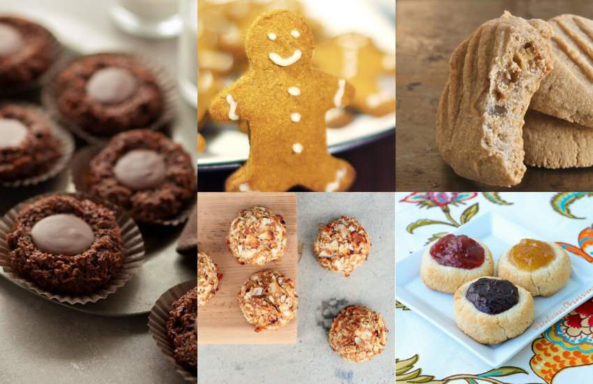 25 Paleo And Grain Free Christmas Cookies Roundup Oh