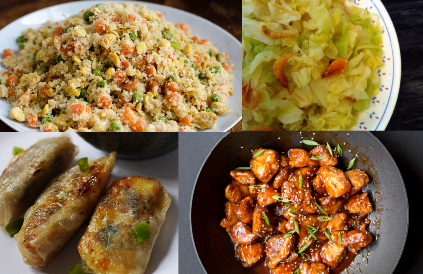 Paleo Chinese Recipes
