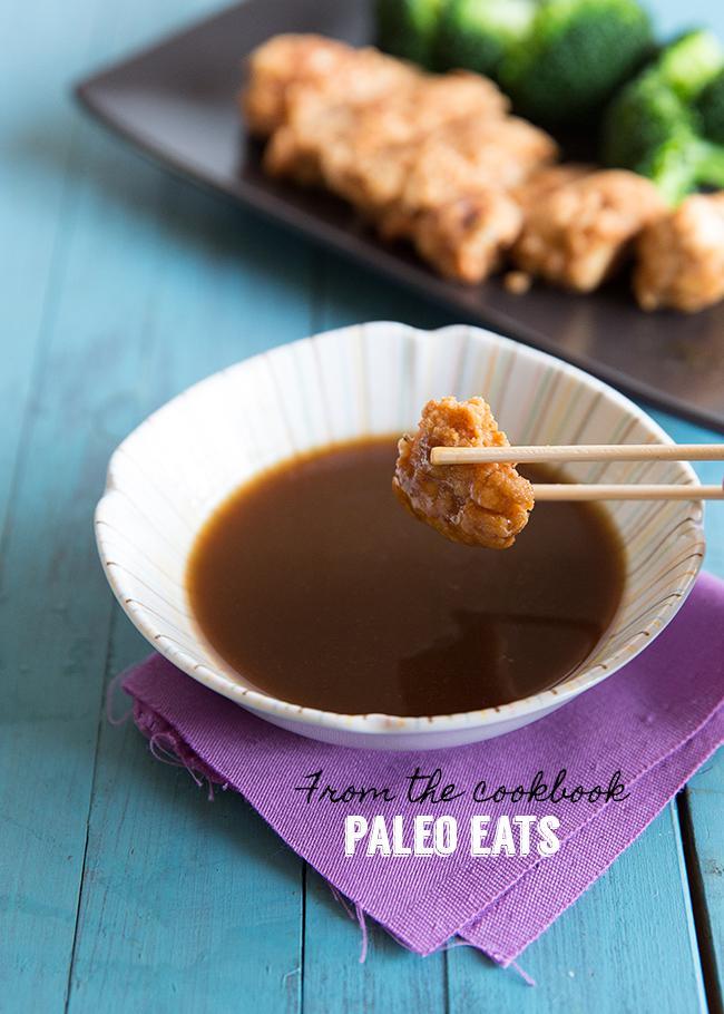 teriyaki paleo eats