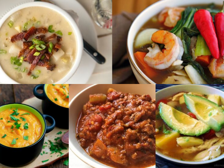 The Ultimate Paleo Soups Recipes Roundup!