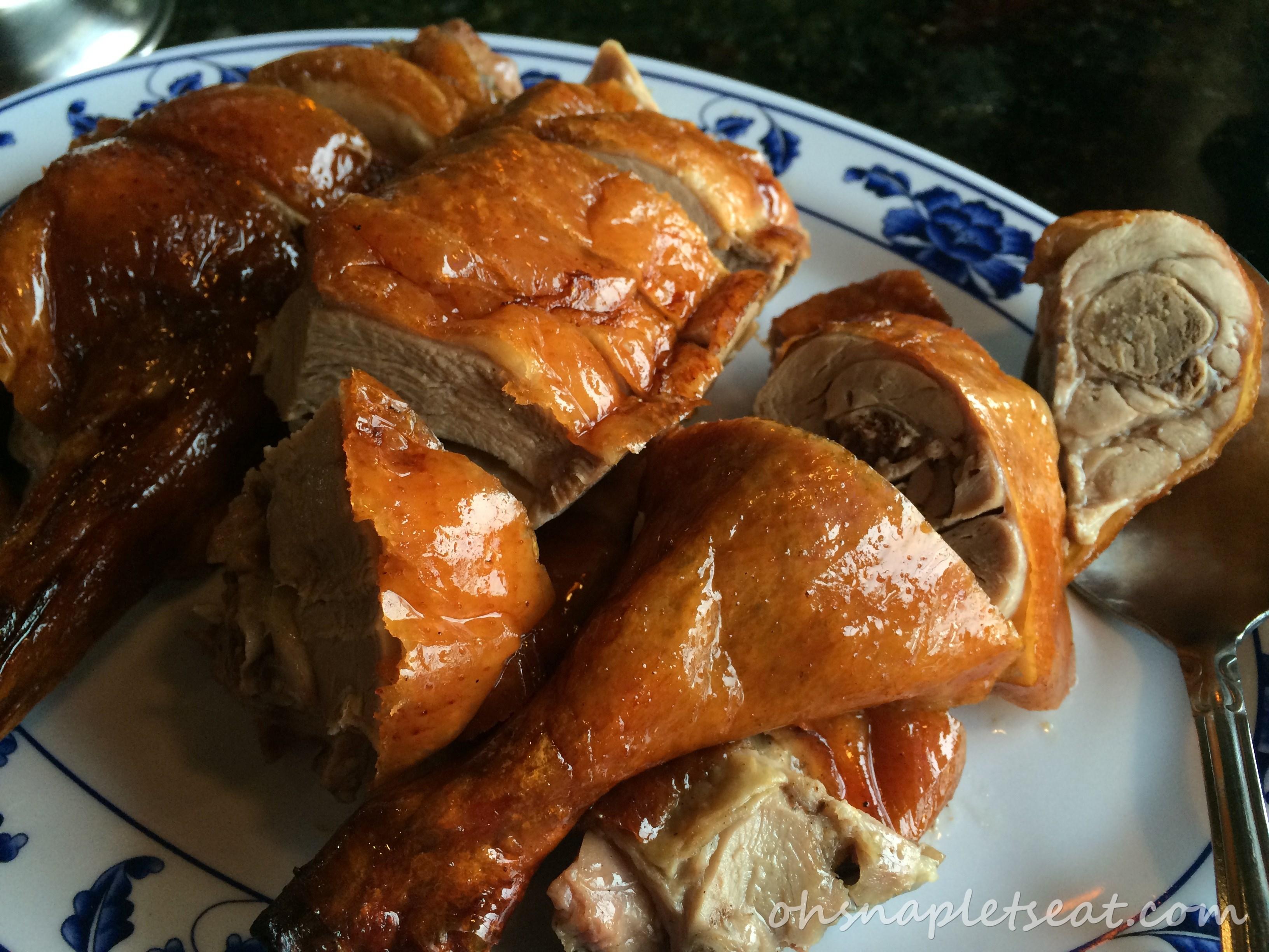 cantonese bbq duck