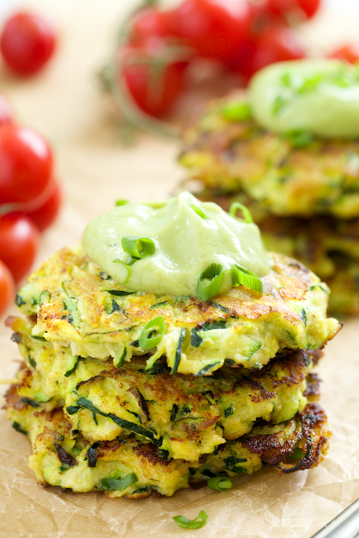 40+ Delicious Paleo Zucchini Recipes!
