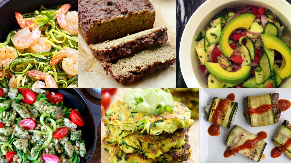 zucchini roundup