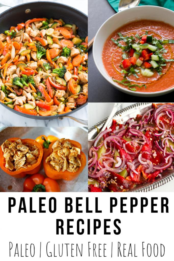 Paleo Bell Pepper Recipes
