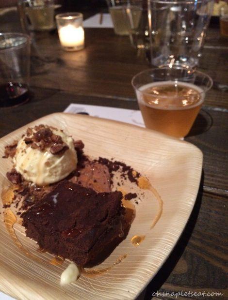 Flourless Chocolate Torte - Dinner Lab - Mike Suppa