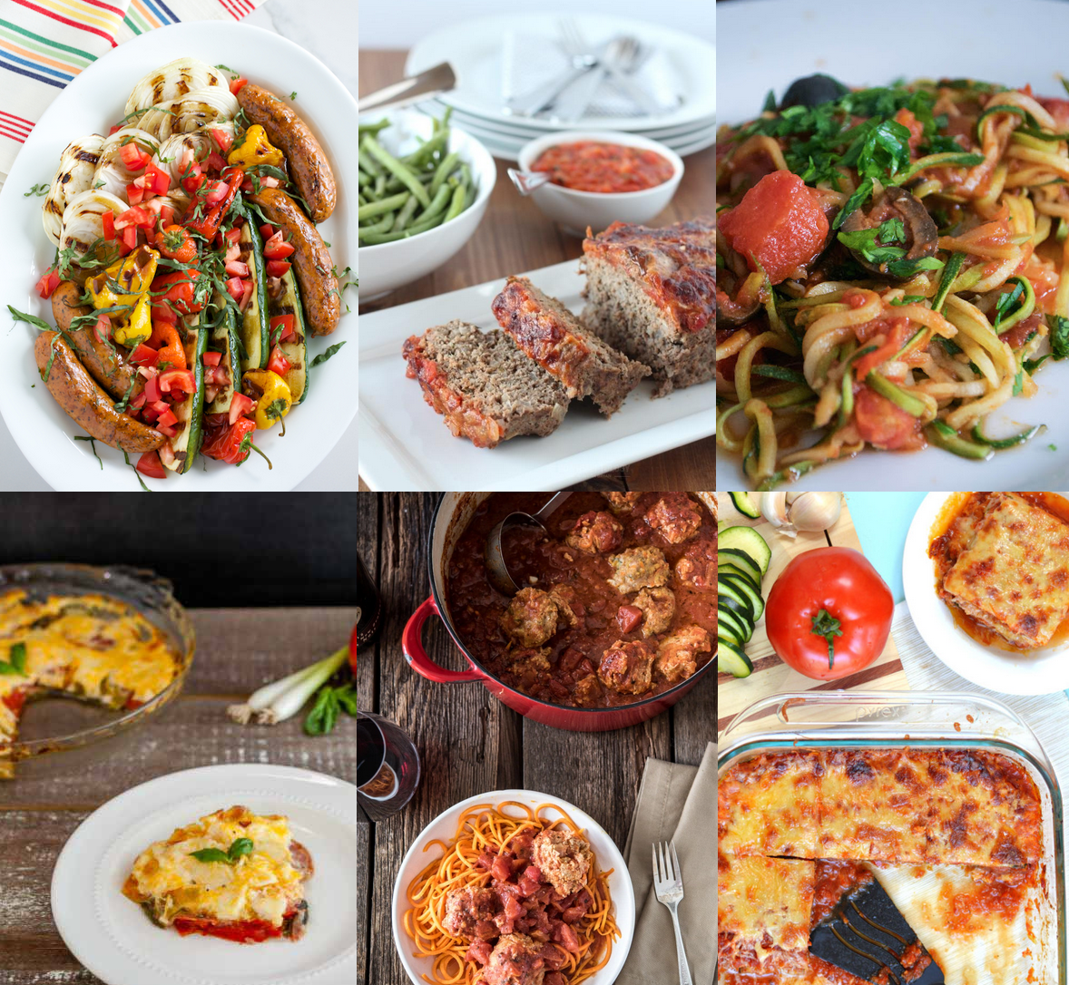 30 delicious paleo italian recipes oh snap lets eat forumfinder Images