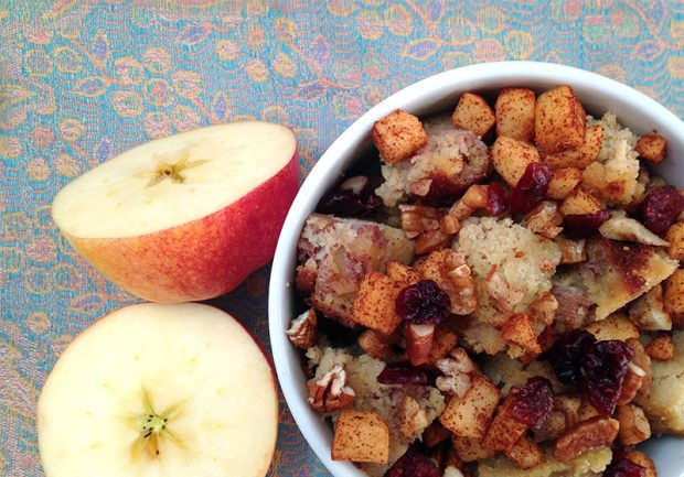 GRAIN-FREE CRANBERRY APPLE CINNAMON SMASH