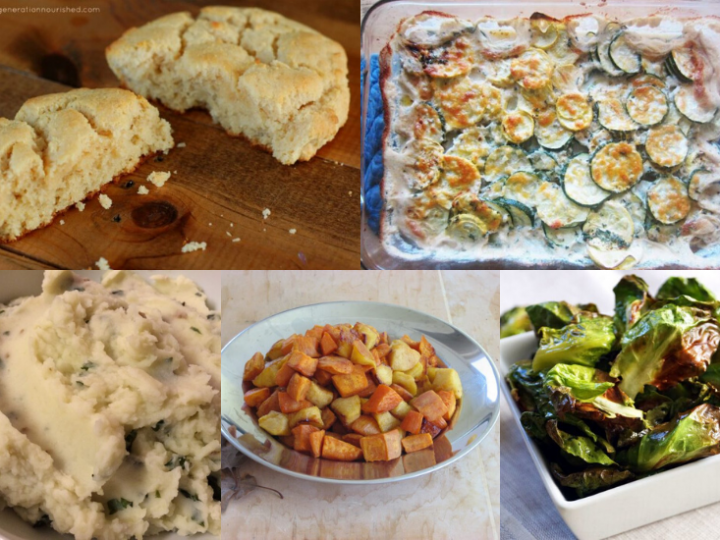 40+ Grain Free Thanksgiving Side Dishes!