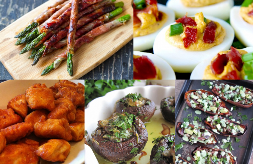 Paleo Appetizers