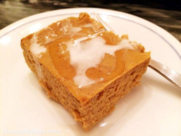 Easy Paleo Pumpkin Pie Crustless Oh Snap Let S Eat