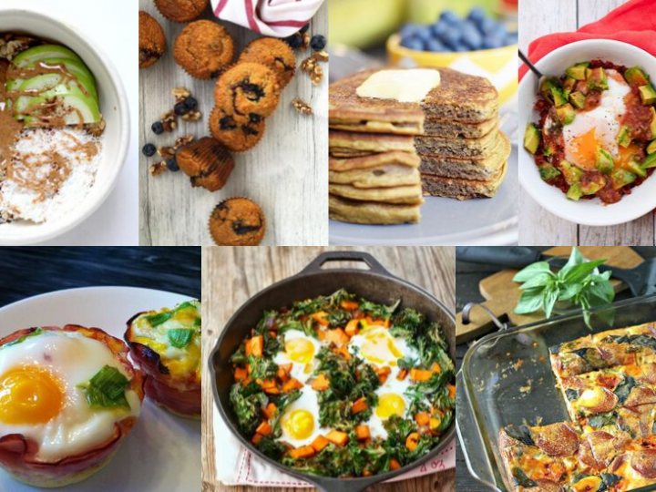 The Ultimate Paleo Breakfast Recipes Roundup!