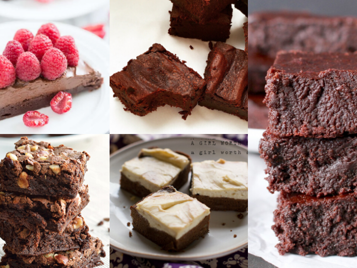 The Ultimate Paleo Brownies Recipes Round Up!