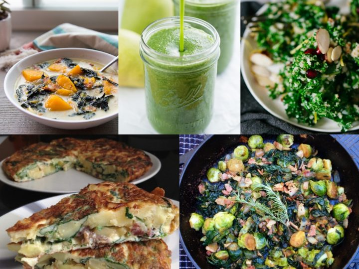 Kale Health Benefits and Delicious Kale Recipes