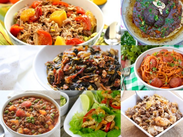 One Pot Whole30 Recipes (Paleo, Gluten Free, Real Food)