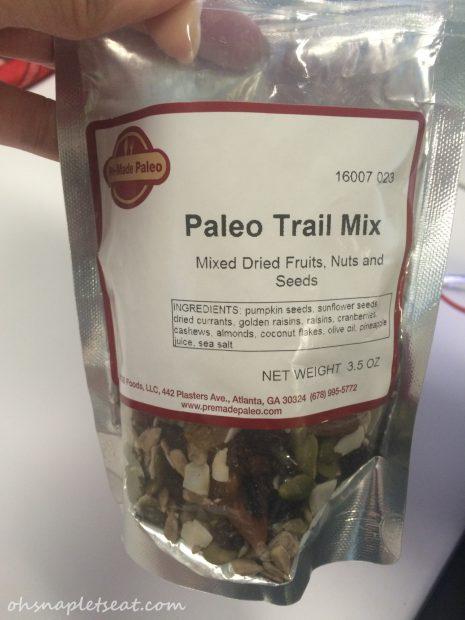 Pre-Made Paleo Trail Mix